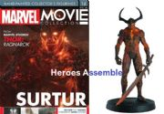 Marvel Movie Collection Special #14 Surtur Figurine Eaglemoss Publications